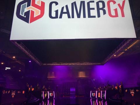 Arenas de Gamergy 8 - eSports
