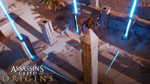 Assassin's Creed Origins Final Fantasy