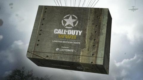Call of Duty WWII - Cajas botín