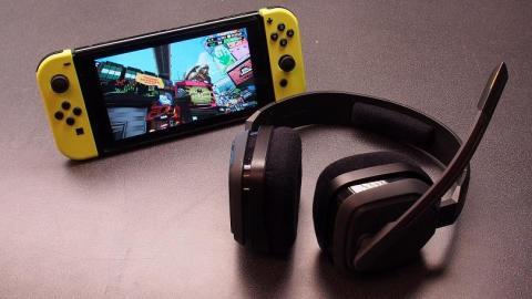 Chat de voz Nintendo Switch