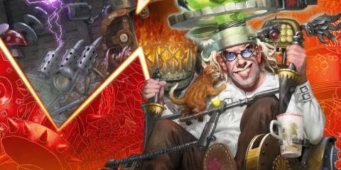 Concurso Magic: The Gathering - Sorteamos una caja de Unstable
