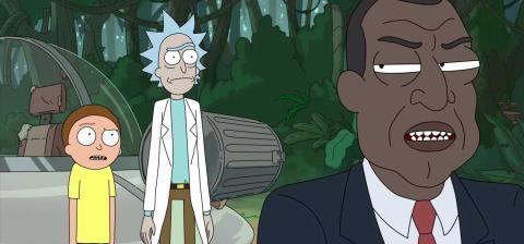 Crítica de Rick y Morty 03x10 - El final de la temporada 3