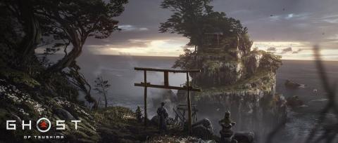 Ghost of Tsushima - Imágenes de arte conceptual