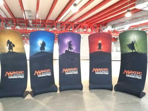Grand Prix de Madrid 2017 de Magic: The Gathering