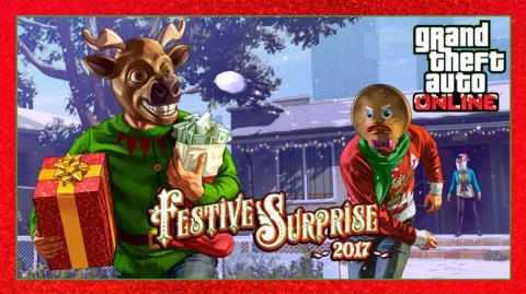 GTA Online Navidad