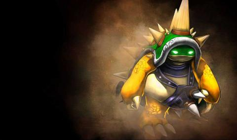 King Rammus - League of Legends - eSports