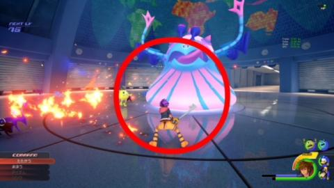 Monstruos S.A. en Kingdom Hearts 3