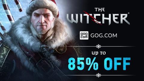 Ofertas Witcher GOG