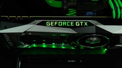 PC de eSports de Nvidia
