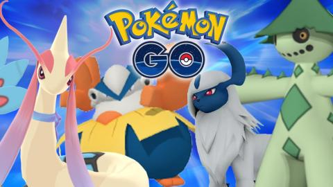 Pokémon Go Absol