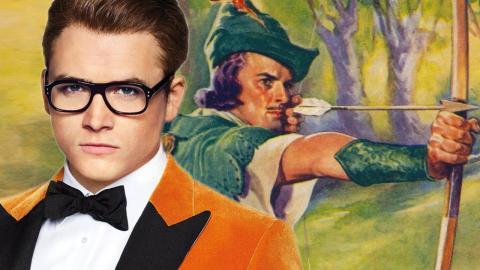 Robin Hood  Origins, arco, lionsgate