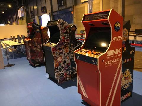 Puestos de juego Gamergy eSports