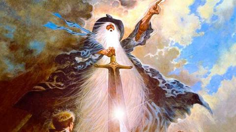 El Señor de los Anillos de Ralph Bakshi