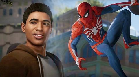 Spider-Man PS4 - Miles Morales