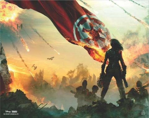 Star War Battlefront II: Escuadrón Infernal
