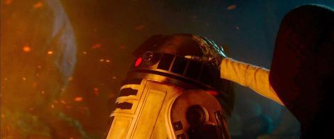 Star Wars flashbacks El despertar de la Fuerza