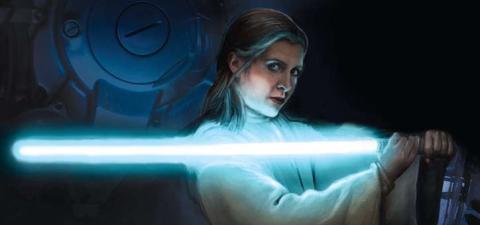 Jedi, Fuerza, sable laser