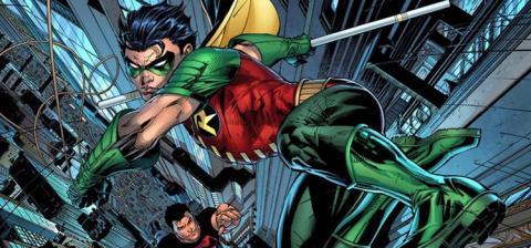 DC, comic, superboy