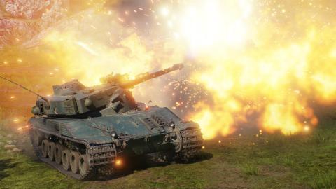 World of Tanks - Actualización 1.0