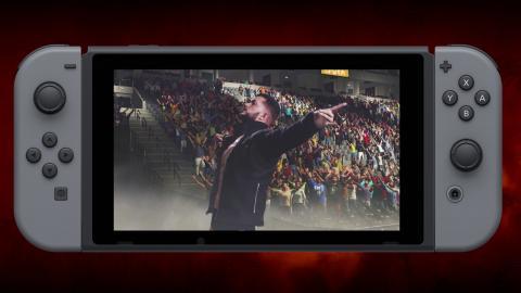 WWE 2K18 en Nintendo Switch