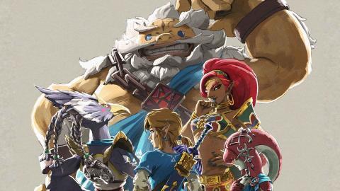 Zelda: Breath of the Wild Arreos Ancestrales