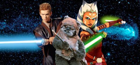 Las 5 peores películas de Star Wars realizadas hasta ahora