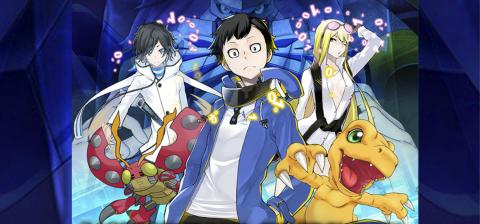 Digimon Story Cyber Sleuth Hackers Memory análisis