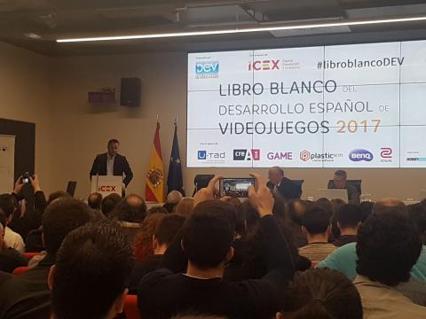 Ayudas videojuegos españoles