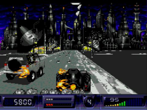 Batman Returns Mega CD