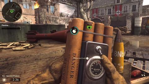 Call of Duty WWII Modo Guerra
