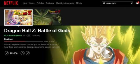 Dragon Ball Netflix