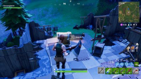 Fortnite Battle Royale nuevo mapa