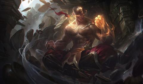 God Fist Lee Sin - eSports
