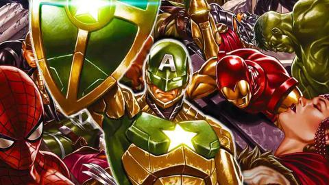 Imperio Secreto, el crossover del Capitán América Hydra
