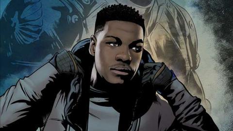Jake Pentecost (John Boyega) protagoniza el cómic Pacific Rim: Aftermath