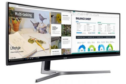 Monitor 4K con HDR