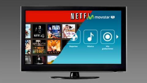 Netflix + movistar+