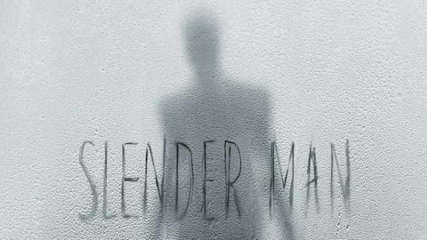 Primer póster de Slender Man