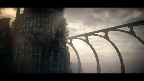 Shadow of the Colossus Modo foto
