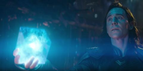 Vengadores: Infintiy War - Loki