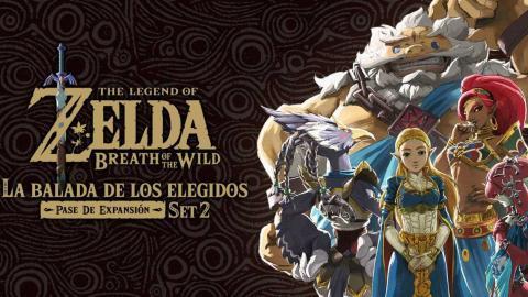 Zelda La Balada de los Elegidos