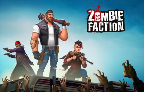 Zombie Faction Portada