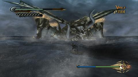 Bayonetta screens  3