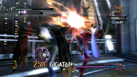 Bayonetta screens  6