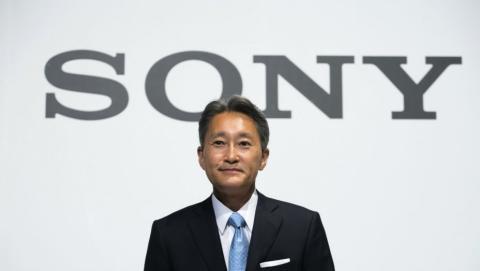 Kaz Hirai, CEO de Sony