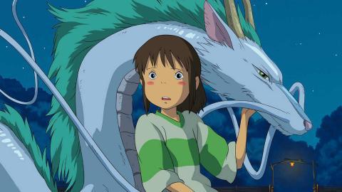 La mejor película del año desde 2000 hasta 2017 El viaje de Chihiro
