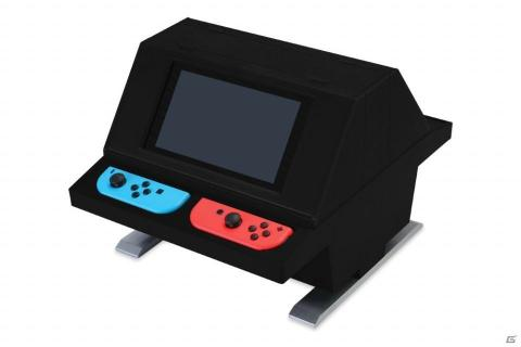 Mueble Nintendo Switch