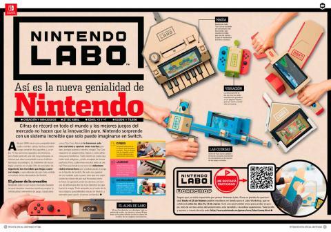 Nintendo Labo RON 306