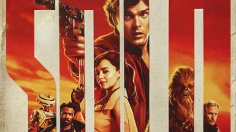 Nuevo póster de Han Solo: Una historia de Star Wars