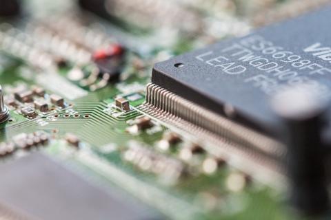 procesador de silicio